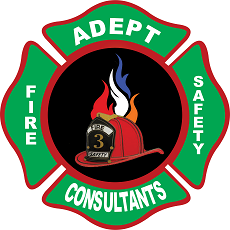 Adept fire safety